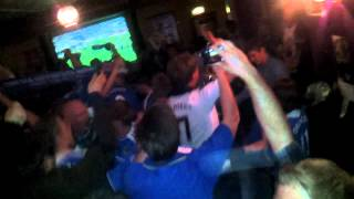 Dirty Cow Oslo - Champions League Final - Chelsea Fans Celebrate #2