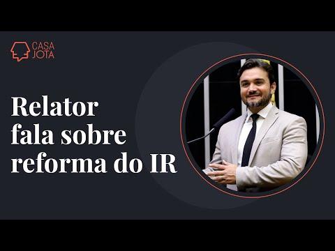"""Celso Sabino diz que redução de IRPJ pode ser """"ainda maior"""""""