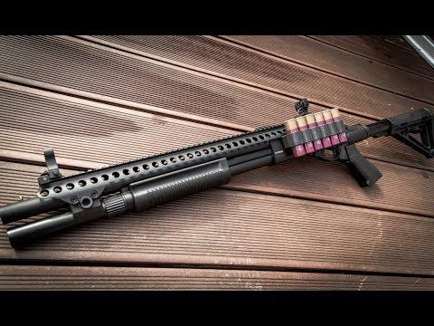 Fusil à pompe G-VI Secutor Airsoft Review