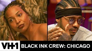 Charmaine Confronts Ryan About Their Relationship | Black Ink Crew: Chicago