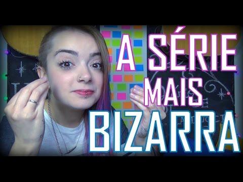 A SÉRIE MAIS BIZARRA DE TODAS - Diário de P.Landucci