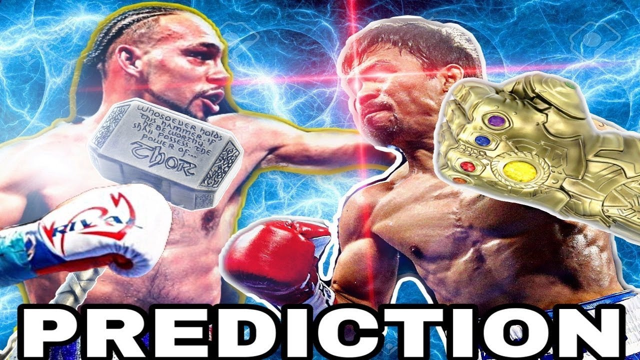 Manny Pacquiao vs. Keith Thurman fight prediction, tale of the tape, expert pick, odds, complete breakdown