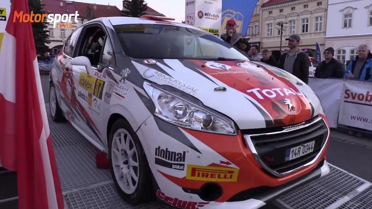 Peugeot Rally Cup CZ - před startem sezóny 2020
