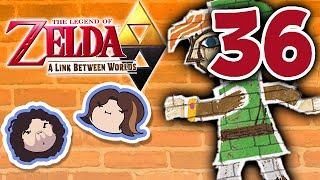 Zelda A Link Between Worlds: Dessert Sand - PART 36 - Game Grumps