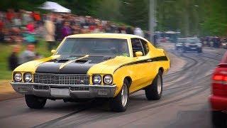 MUSCLE CAR LEGEND!! '72 Buick GSX 455 - V8 SOUND!