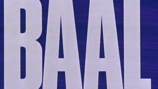 BAAL - Ein Film von Volker Schlöndorff | Eröffnungssequenz mit Fassbinder