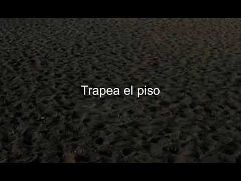 How to say Mop The Floor in Spanish