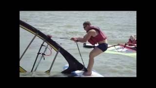 Обучение виндсерфингу за 10 дней в Акватория Лета. Видео от гостей