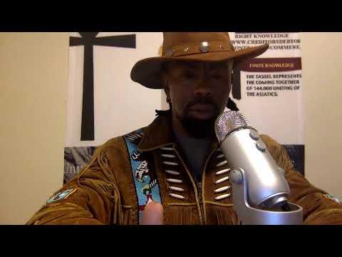 INDIGENOUS PEOPLE IN AMERICA THE TRUE NATIVE AMERICANS ( MUURS =BLACK INDIANS) pt 3
