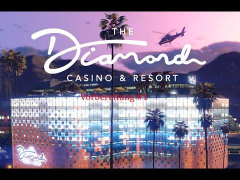 GTA 5 Online Diamond Casino Überfall Vorbereitung #1 Steiler Weg Zum Großen Ding