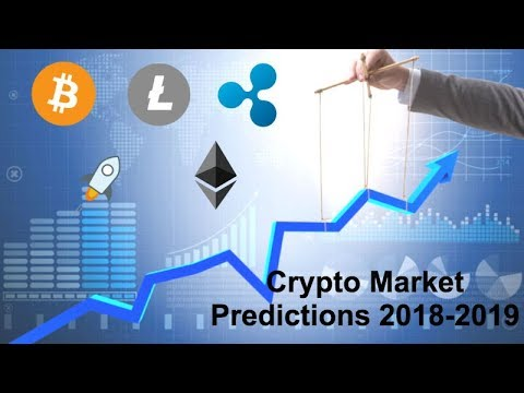 Crypto Market Predictions 2018 2019 - Bull Run Catalysts - XRP, XLM, BTC, ETH, LTC Price Predictions