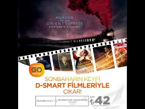 Sonbaharın keyfi D-Smart filmleriyle çıkar!