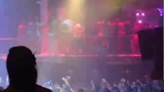 イビサ泡パーティ AMNESIA Fiesta de la Espuma@IBIZA-Español it's my life/bon jovi 22/08/2012