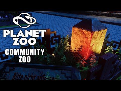 Tempel des heiligen Steins 💎 Community Zoo 🐼 Planet Zoo [Deutsch]