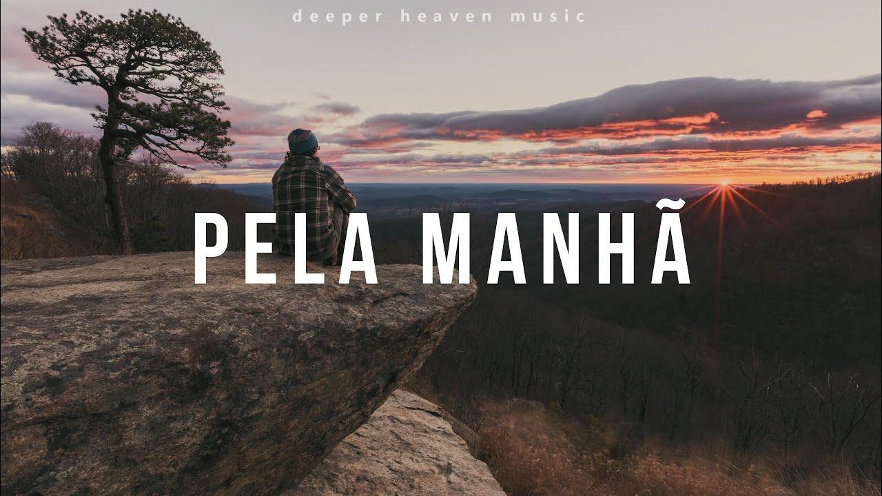 Pela Manhã (Espontâneo) - Alessandro Vilas Boas | Instrumental Worship / Fundo Musical