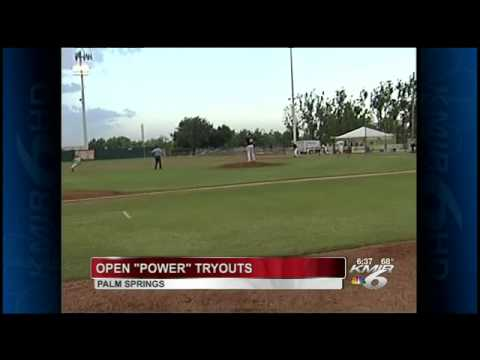 Palm Springs Power Tryouts