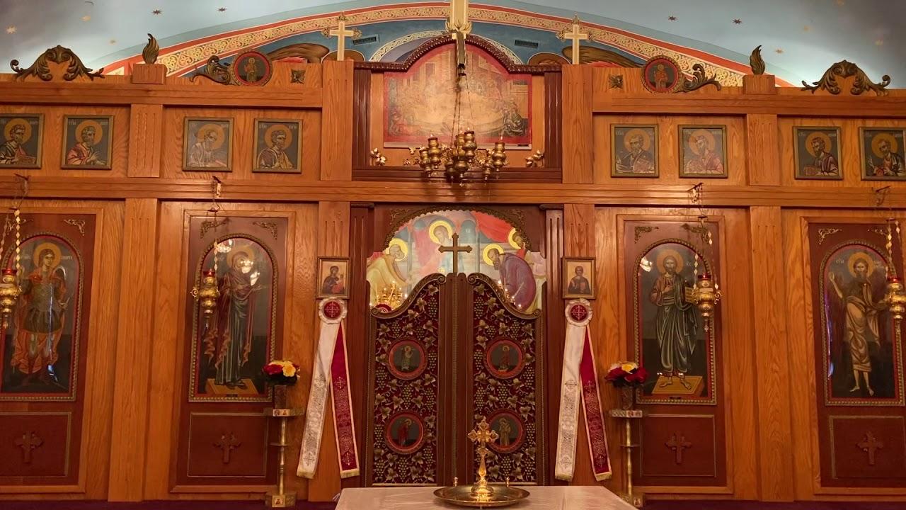 Fourth Sunday of Lent - Sunday of St. John of the Ladder