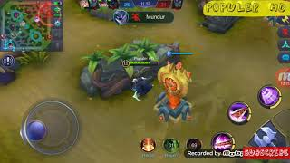Alucard Auto Ngamuk Victory di MobileLegends - Player by Populer HD