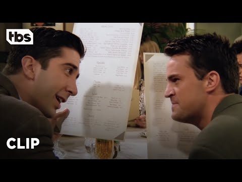 Friends: Monica's Promotion Celebration is Not in the Budget (Season 2 Clip)   TBS