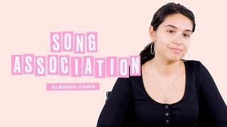 Download Alessia Cara Sings Rihanna, Michael Bublé, and Destiny's Child in a Game of Song Association | ELLE Mp3 and Videos
