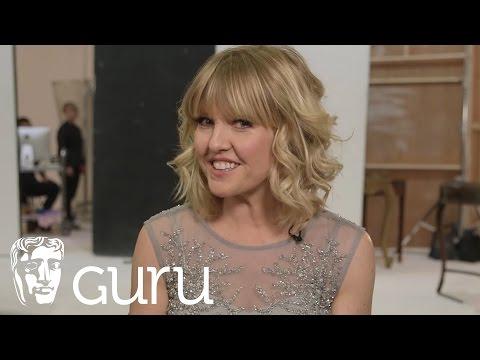 Ashley Jensen's Advice for Actors | 60 Seconds with... Ashley Jensen
