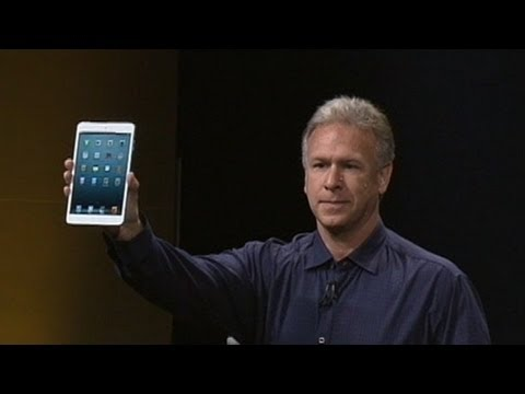 IPad Mini Release Date Arrives, 2012: Apple Unveils Price, Size, Other Features At Event