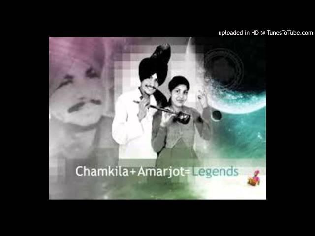 Gabroo Ho Len De duet song by chamkila