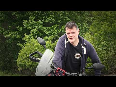 BIKE REVIEW: CCM GP450 RS