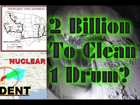 What Really Happened At WIPP Most Expensive Nuclear Accident in US History ☢ Michael Rivero