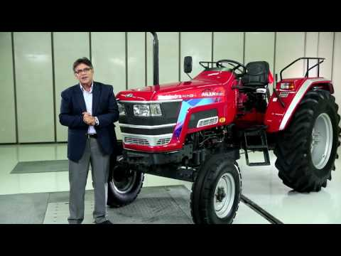 Arjun Novo Tractor walk around Demo | Short