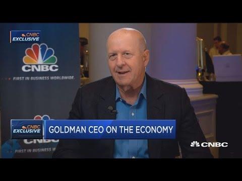 Goldman CEO David