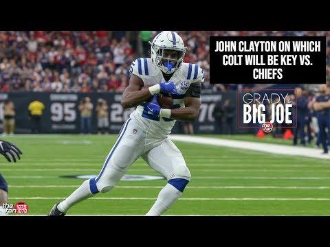 John Clayton On Colts vs. Chiefs