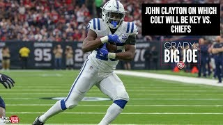 John Clayton On Colts vs. Chiefs