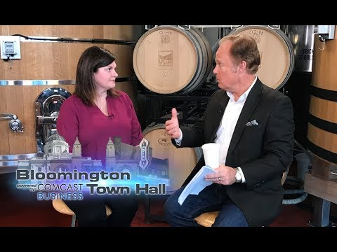 Bloomington Town Hall: Bloomington's Culture