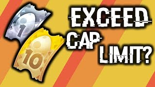 Angry Birds Evolution - Beyond Cap Limit Trick!