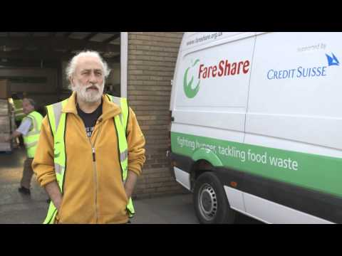 UK Charity Partnership Delivers One Million Meals