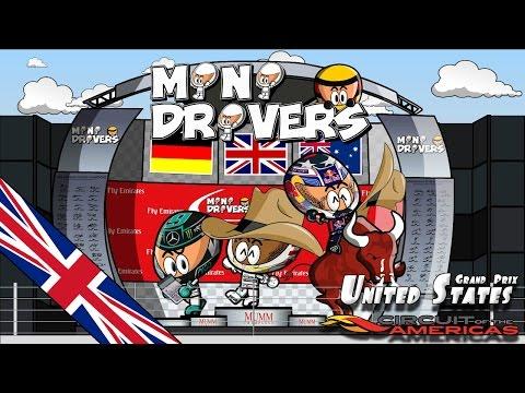 [ENGLISH] MiniDrivers - Chapter 6x17 - 2014 United States Grand Prix