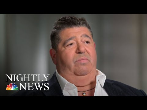 Rob Goldstone Gives Revealing Look Inside Mueller Grand Jury Room | NBC Nightly News