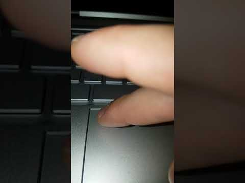 HP Spectre x360 loose trackpad noise