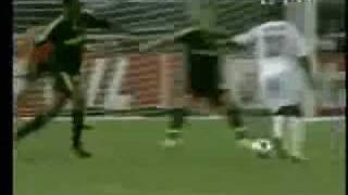 Drogba'nın Milan'a attığı muhteşem gol!