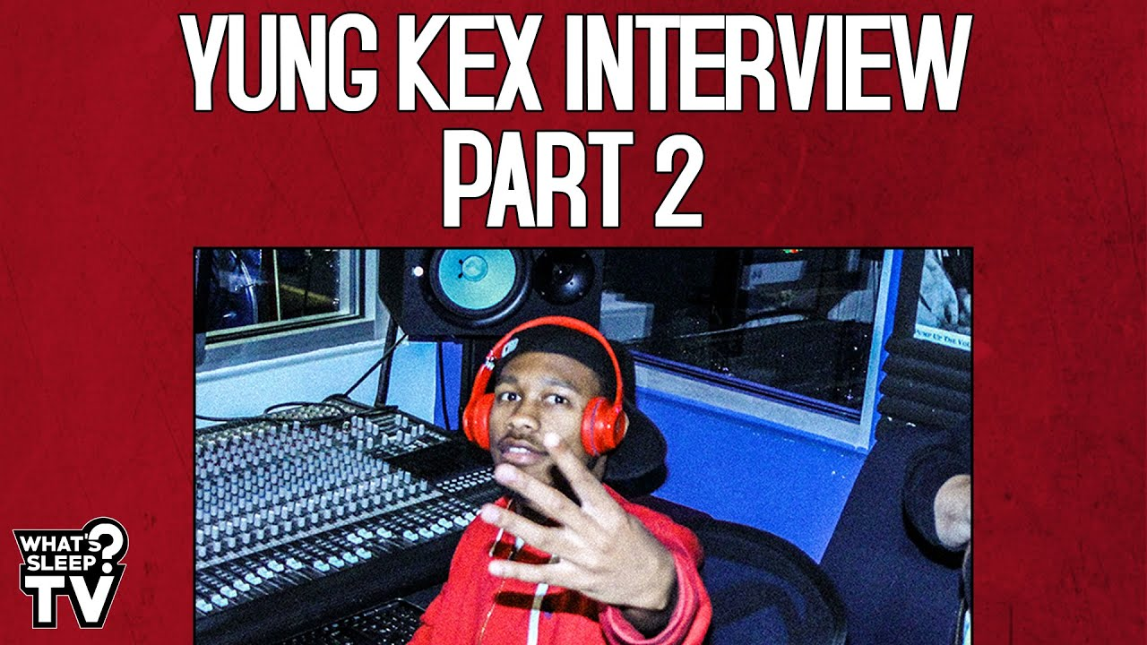 Yung Kex Says Bornwinner BJ & The Media Blogs Helped Out Nashville Rappers