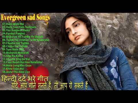 Hindi Sad Songs - प्यार में बेवफाई का सबसे दर्द भरा गीत - गीत मेरे दिल को छुआ | 90s Old Songs