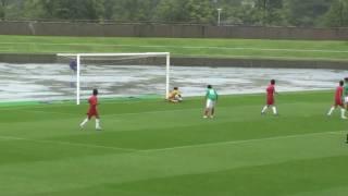 09-07-18U-17新潟選抜対U-17メキシコ代表