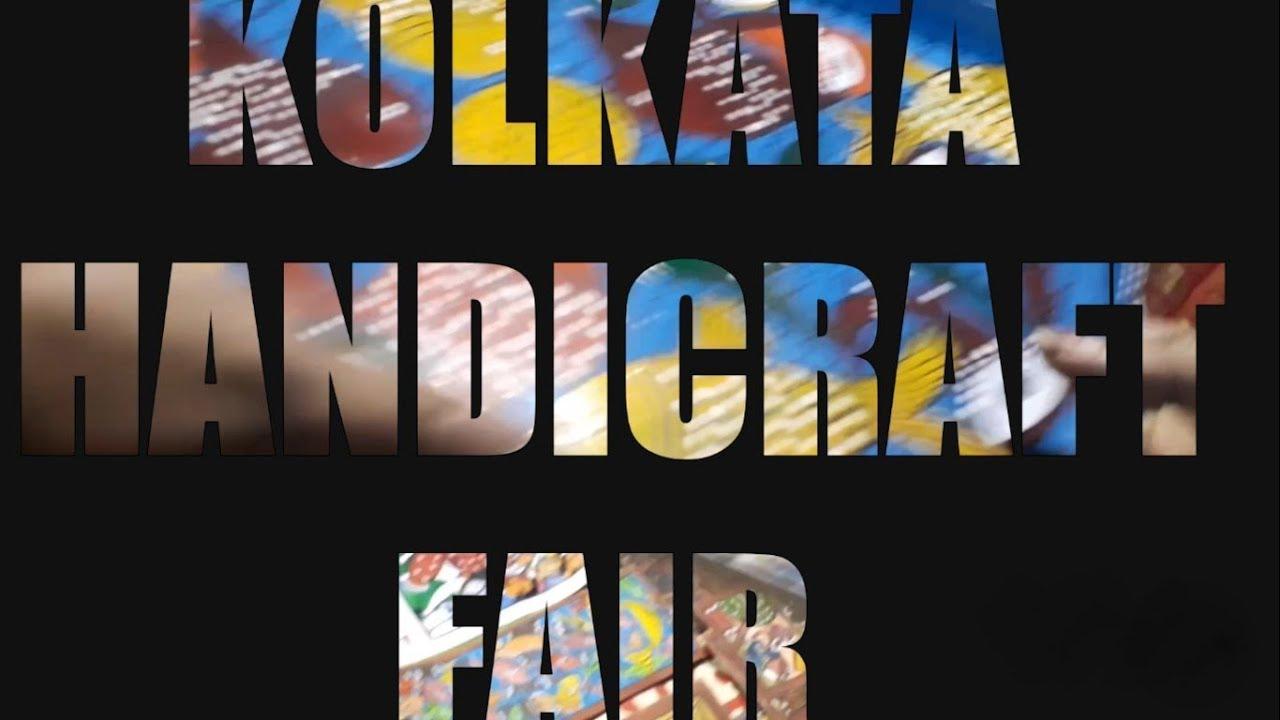 Kolkata Handicrafts Fair At Eco Park Youtube
