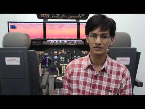 Inspiring Person : Maherda Eka Nanda - Boeing 737 Pilot - MENERBANGKAN MIMPI