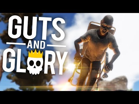LAWN CHAIR LARRY | Guts And Glory #8