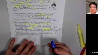 Publication Date: 2020-11-16 | Video Title: 英文考試技巧班 6 Mixed tenses 學生有 陳守仁