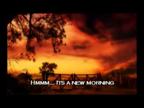 Alan Lomer - New Morning (Lyrics)
