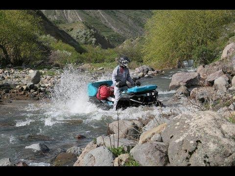 ВНЕ ЗОНЫ в Армении. Ущелья рек Азат и Воротан.