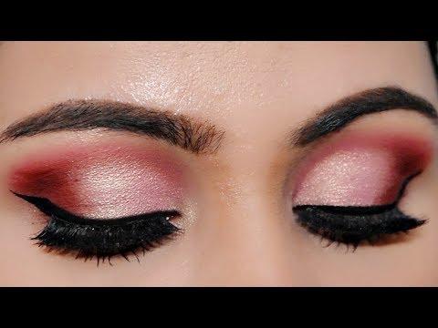 ऑय शैडो कैसे लगाएं How To Apply Eyeshadow FOR BEGINNERS Step By Step In Hindi